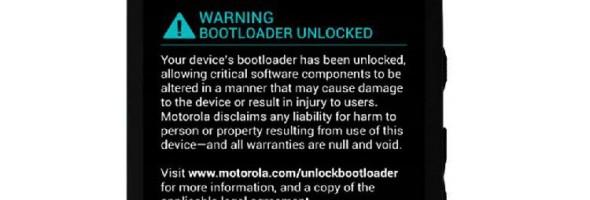fix Bootloader Unlocked warning on Moto Maxx XT1225 Android smartphone
