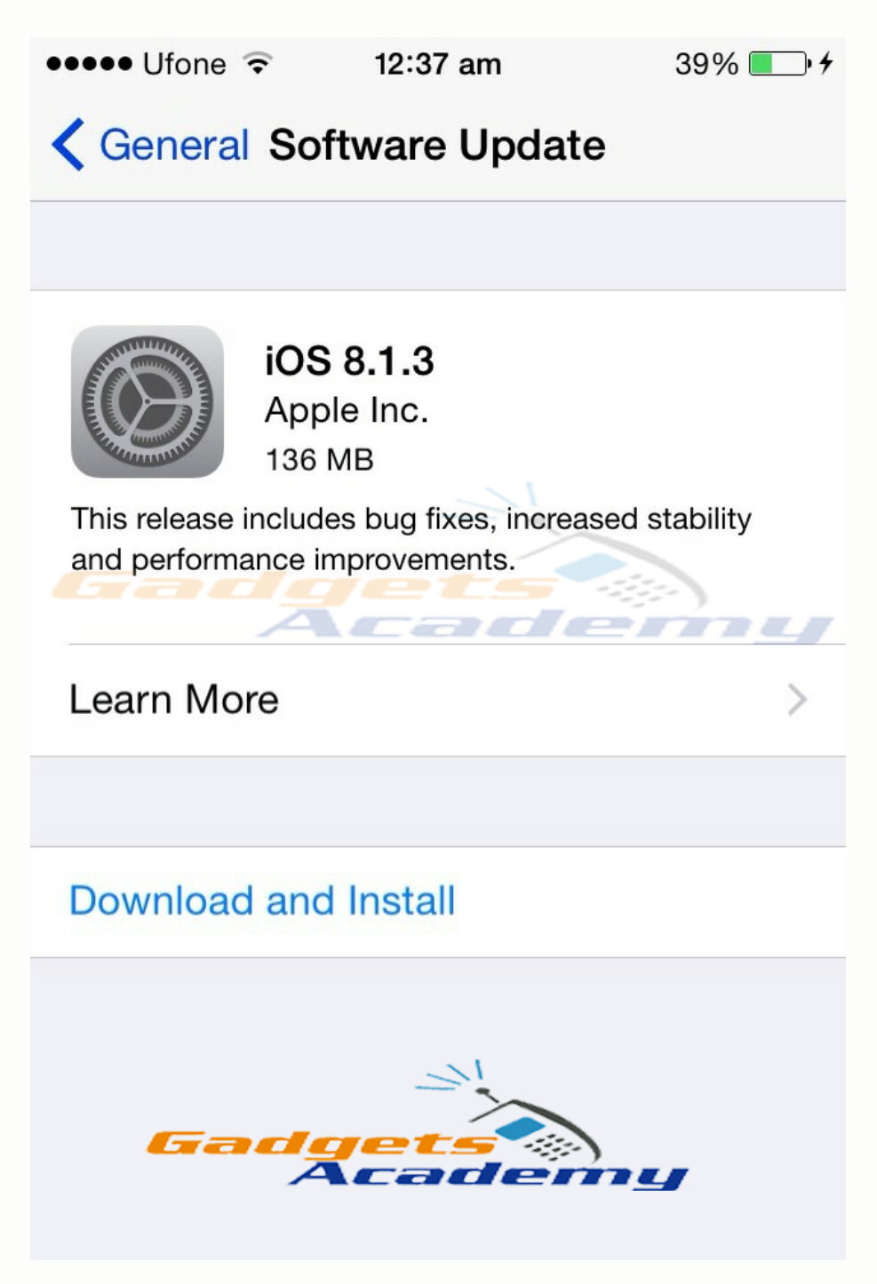 Download iOS 8.1.3 Firmware IPSW for iPhone, iPad, iPod