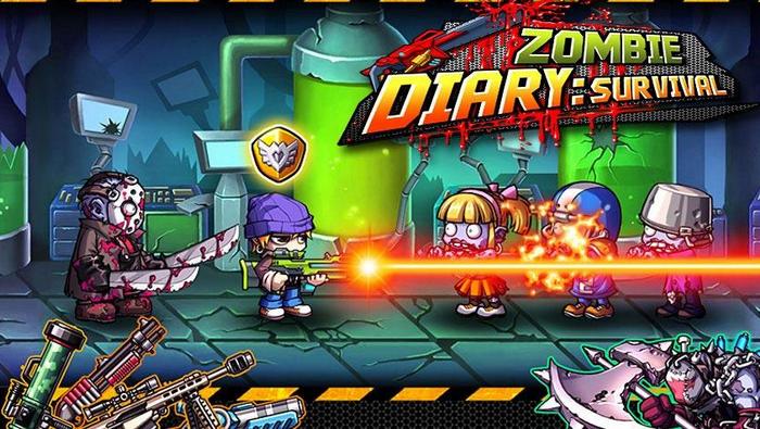 Zombie-Diary cheats
