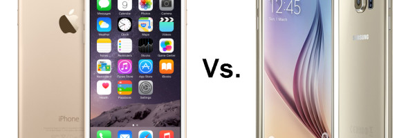 iPhone 6 VS Samsung Galaxy S6