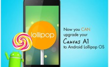 Update Micromax Canvas A1 to Android 5.1 Lollipop