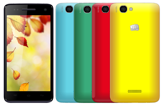 Micromax Canvas 2 Colours A120 root