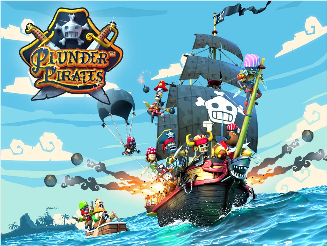 plunder pirates 2
