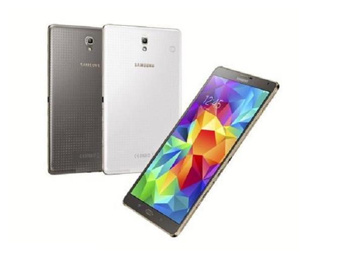 Samsung Galaxy Tab S 8.4 WiFi factory reset