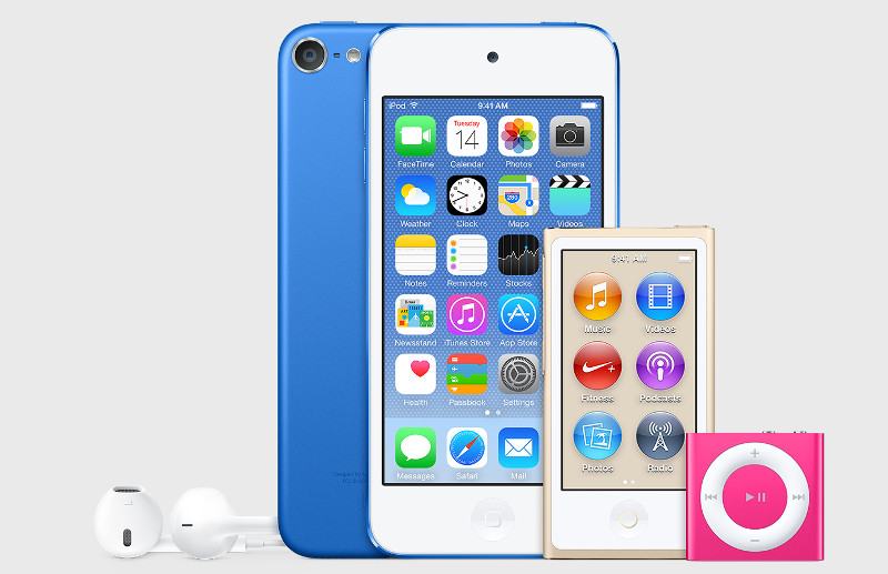 Apple New iPod Touch (2015)