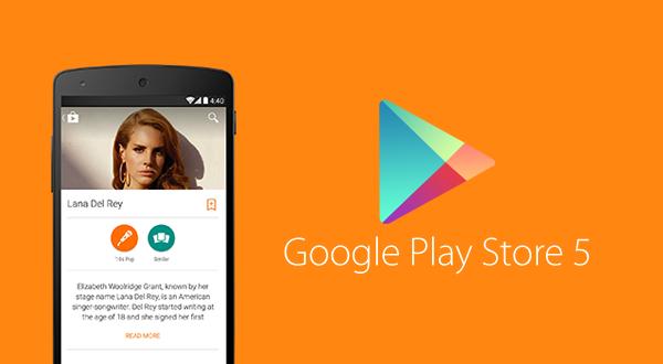 Google Play Store 5.8.8 APK
