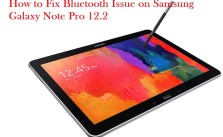 Samsung Galaxy Note Pro 12.2 bluetooth issues