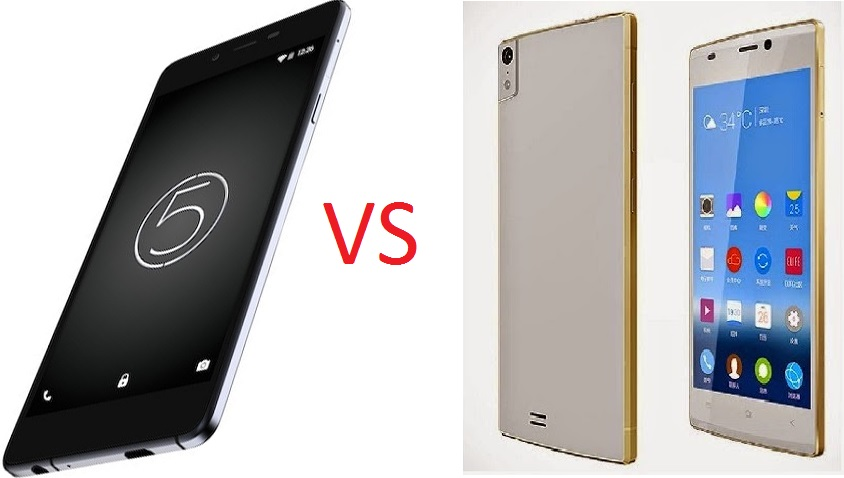 Micromax Canvas Silver 5 VS Gionee Elife S7