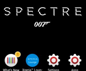 Spectre-007-James-Bond-Xperia-Theme_3-315x560