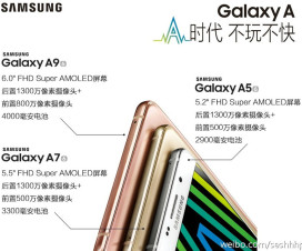 Samsung Galaxy A9 2016 launch