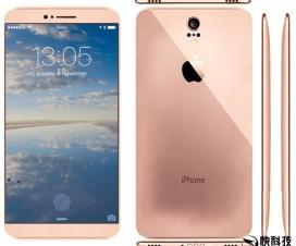 iphone 7 leaks new design