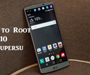 lg v10 root