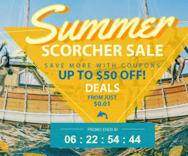 Gearbest summer scorcher sale