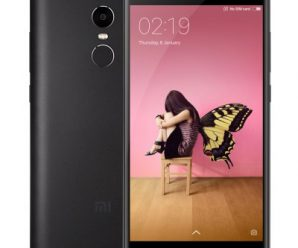 Xiaomi Redmi Note 4XXiaomi Redmi Note 4X 4G Phablet